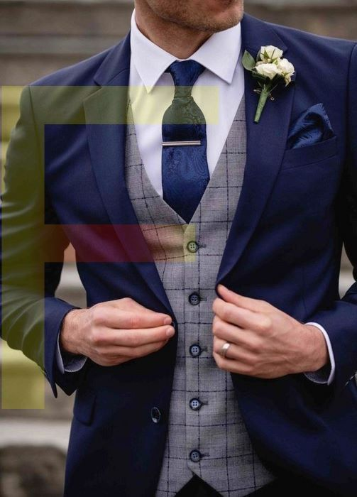 Buy Blue and Navy Suits