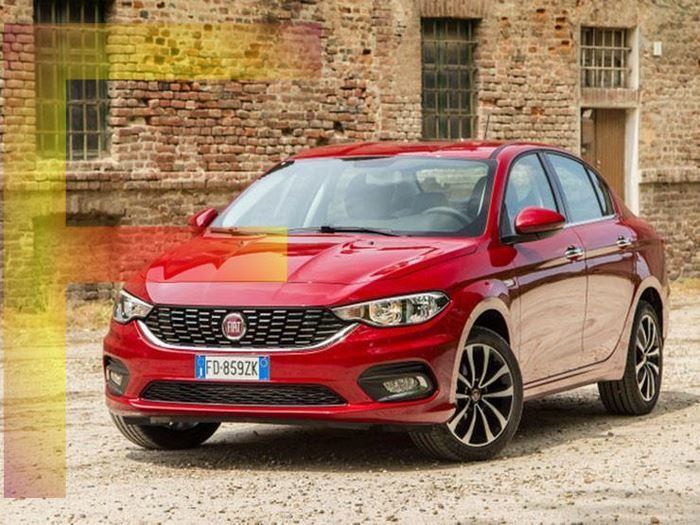 The fiat tipo 2021