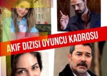 The story of the Turkish series Akif